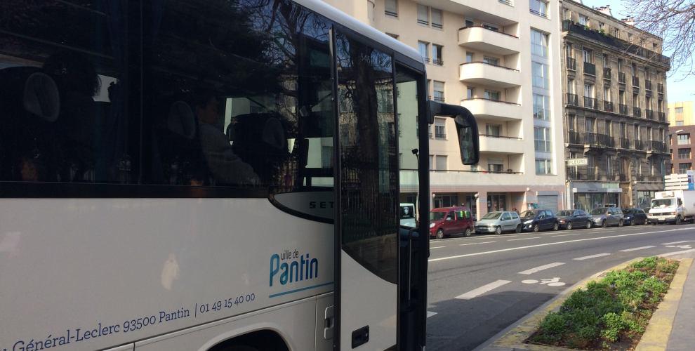 Autobus Pantin