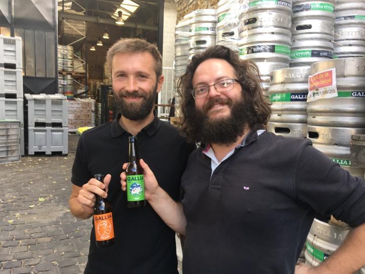 Olivier et Guillaume