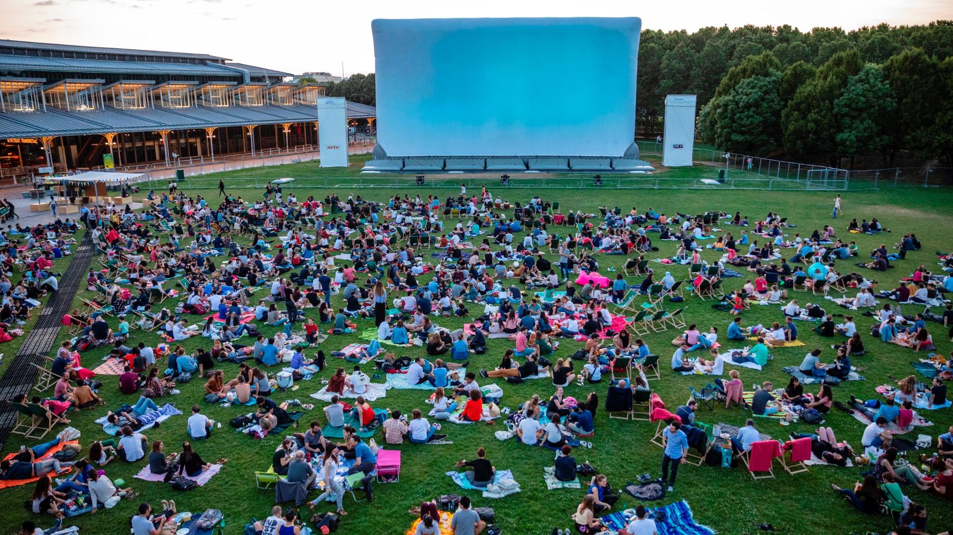Le festival de cinéma en plein air de la Villette aura bien lieu